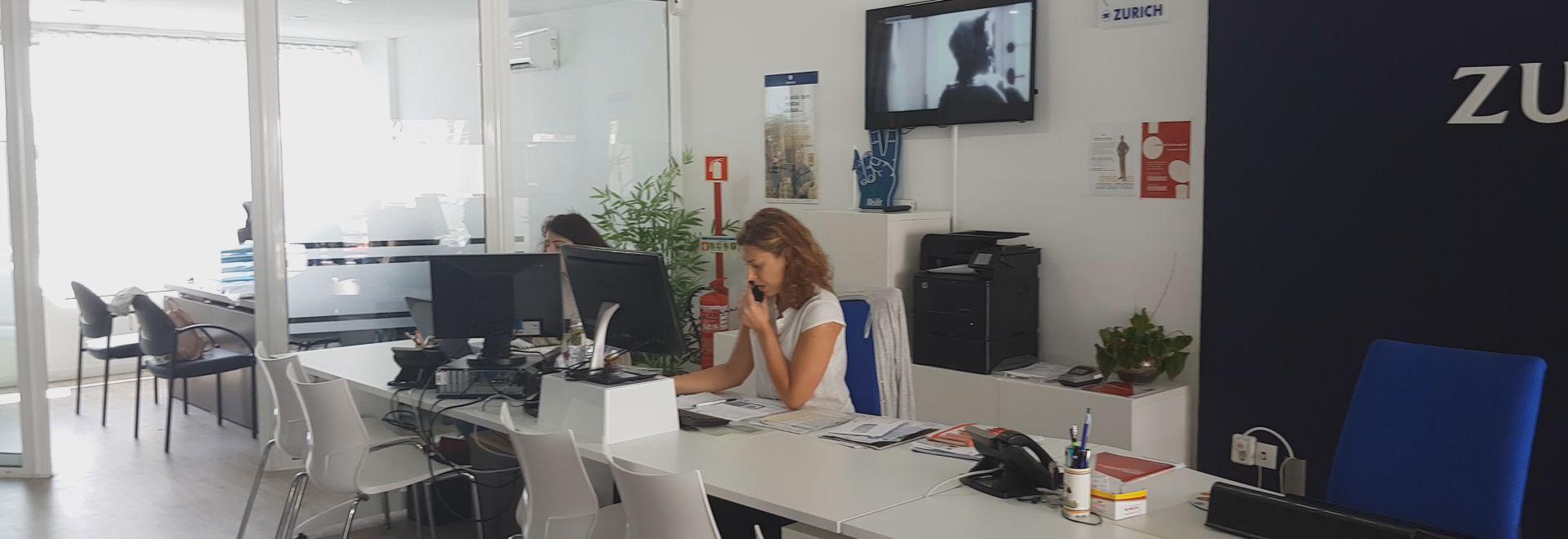 Serseguro - Quem somos e onde estamos - Os nossos escritórios em Massamá
